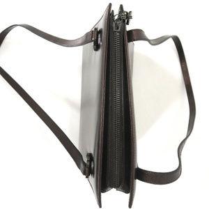 6ccd14dcf5 Salvatore Ferragamo Bags - ⬇️Salvatore Ferragamo Metallic Bronze Shoulder  Bag